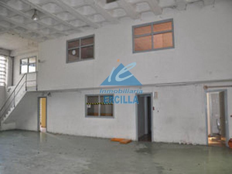 Nave instalada con oficinas pabellones en alquiler for Pisos alquiler arrigorriaga