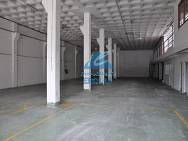 Nave industrial instalada pabellones en alquiler for Pisos alquiler arrigorriaga