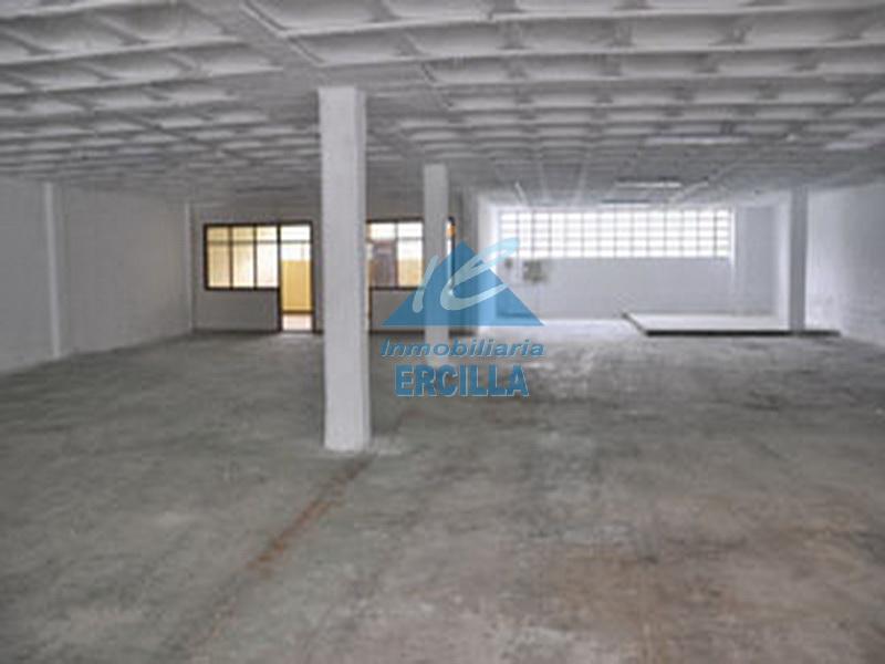 Pabell n instalado con oficinas pabellones en alquiler for Pisos alquiler arrigorriaga