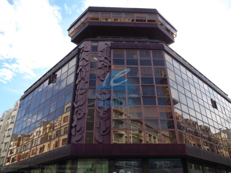 Oficina muy c ntrica oficinas en alquiler en bilbao indautxu - Oficinas en bilbao ...