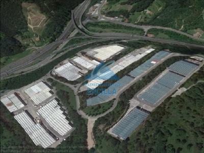 Nave industrial con grúa en Alto Nervión - Galdakao