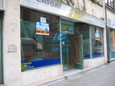 Lonja en Alquiler en Bilbao - San Ignacio