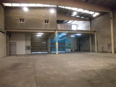 Pabellón industrial en alquiler en Txorierri - Zamudio