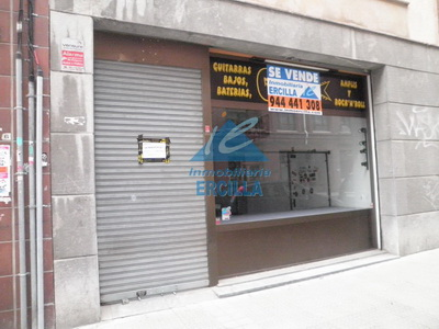 Lonja en Calle Gordoniz en Bilbao - Rekalde