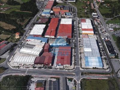 Nave industrial con muelles de carga en Txorierri - Zamudio