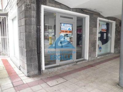 Lonja comercial en Lehendakari Aguirre en Bilbao - Deusto