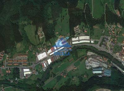 Nave industrial en venta  con playa privada en Valle de Arratia - Lemoa