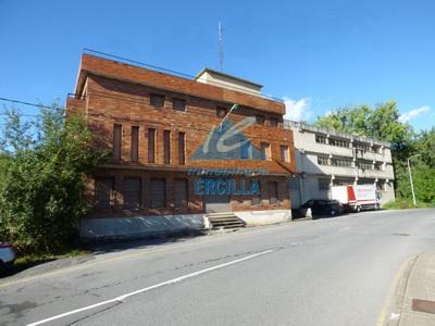 Edificio industrial en Alto Nervión - Basauri