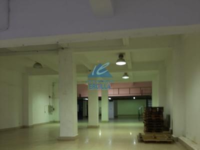 Pabellón industrial instalado en Bilbao - Rekalde