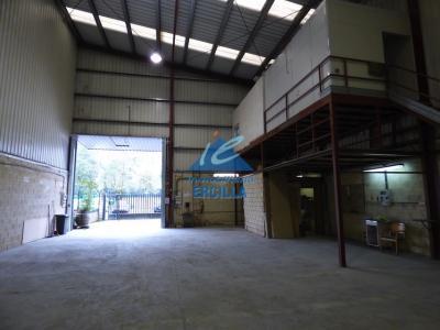 Pabellón industrial con playa privada en Alto Nervión - Galdakao